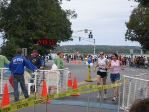 Some Of You May Know That A Few Us Went Up To Maine Watch Kate Run Half Marathon She Was Raising Money And Awareness For Pancreatic Cancer Research