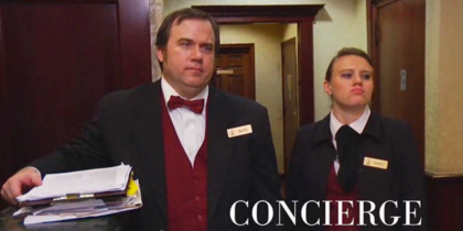 The Concierge(with Kate McKinnon)