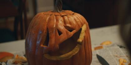 "Kit Kat ""Pumpkin Break"""